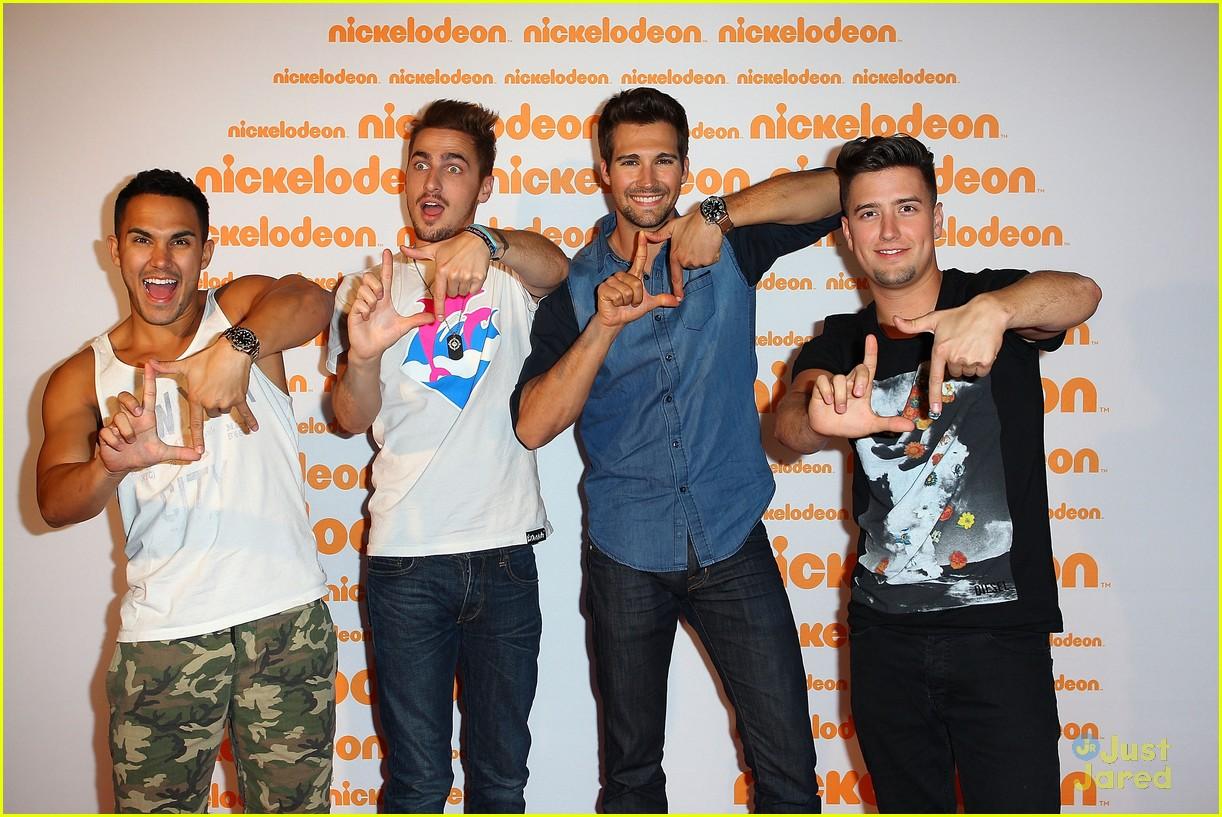 Big Time Rush Nickelodeon Slimefest 2013 Photo 602136