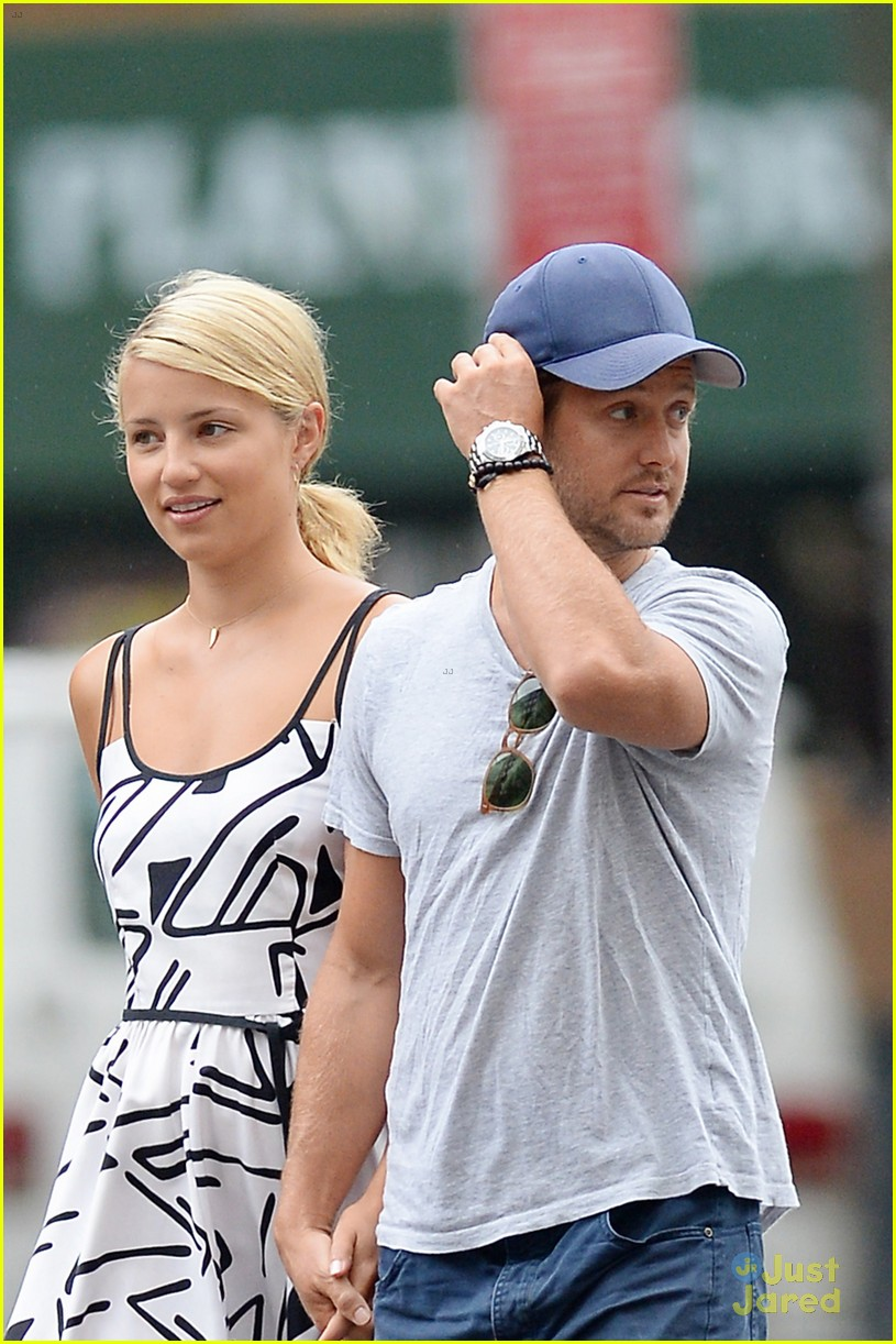 dianna agron steps out with new boyfriend nick mathers 02