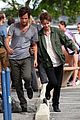 Penn-action penn badgley dakota johnson cymbeline action scenes 23