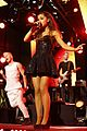 Ariana-kimmel ariana grande jimmy kimmel live performance pics 09