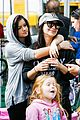 Awinter-furry ariel winter makes a furry friend at the farmers market 03