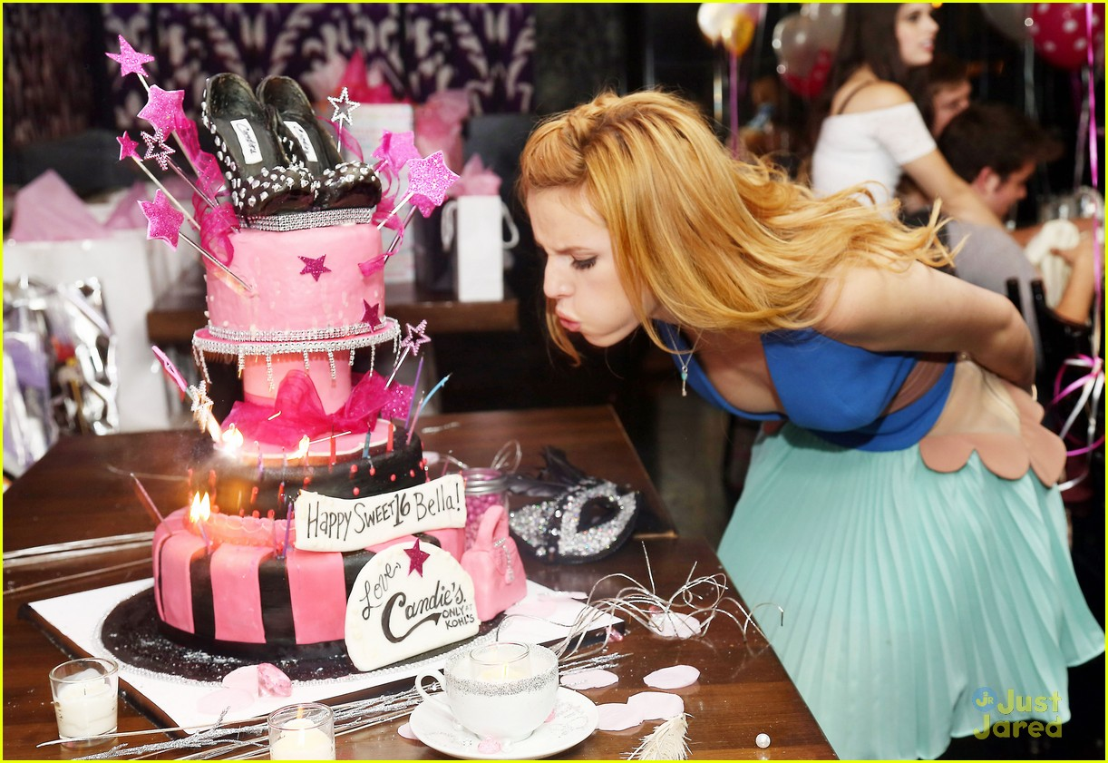 Sweet 16 Parties - Celebrity Party Planner