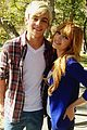 Bella-ross bella thorne ross lynch danimals shoot 05
