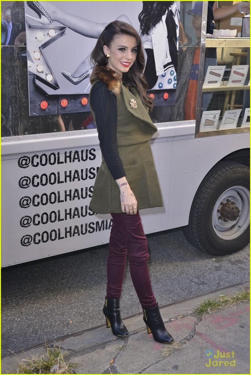 cher lloyd cool haus ice cream 15