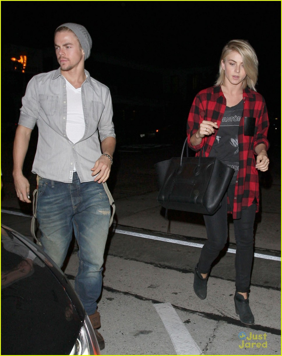 julianne derek hough craigs dinner duo 03
