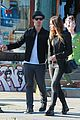 Joe-smooch joe jonas blanda eggenschwiler sidewalk smooches 09