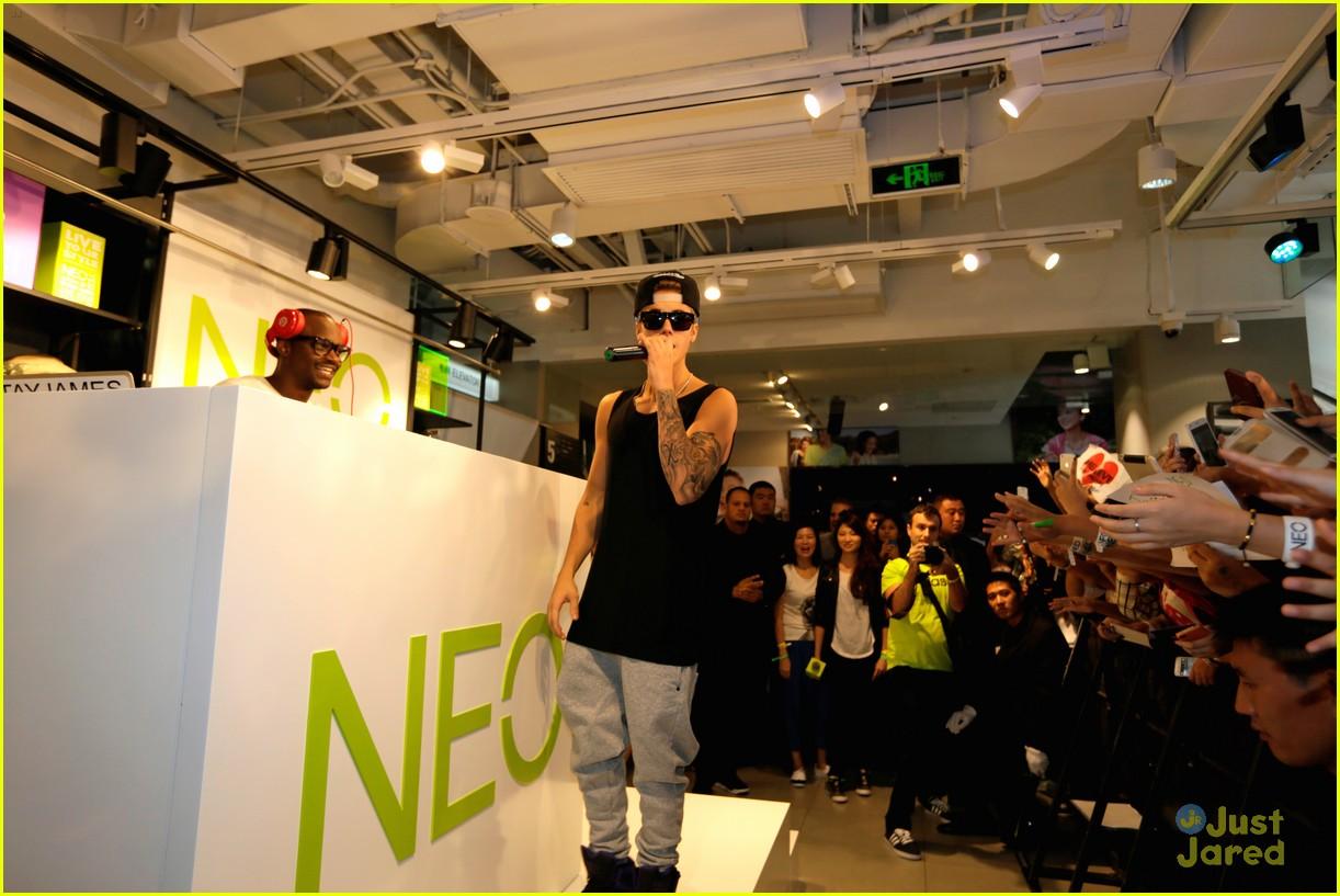 Adidas Neo Justin Bieber