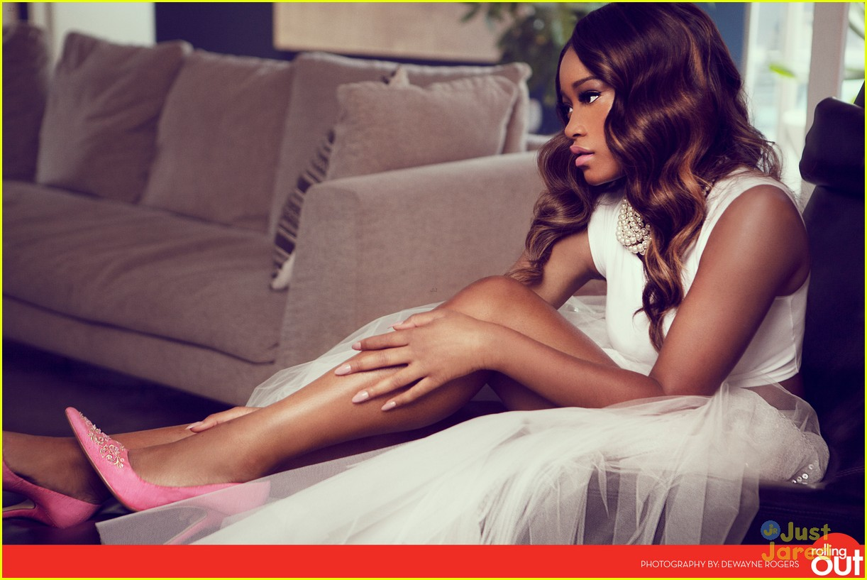 Keke Palmer Covers 'Rolling Out' Magazine | Photo 608875 ...Keke Palmer Rolling Out