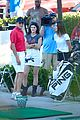 Kendall-golf kendall kylie jenner step out after parents separate 06