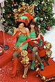 Glee-elves lea chris naya glee christmas scenes 07