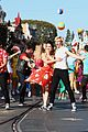 Ross-parade ross lynch maia mitchell parade taping disneyland 07