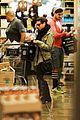 Lea-grocery lea michele grocery store stop 18