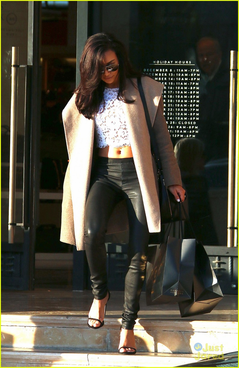 Naya Rivera Shares Winter Beauty Tips | Photo 629151 ...
