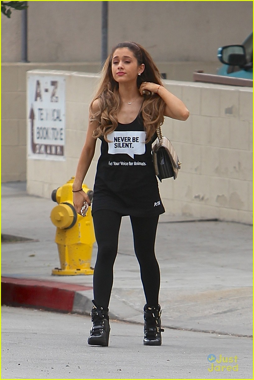 ariana grande stoked about new music 06