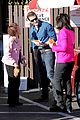 Glee-bus chord overstreet darren criss glee films on tour bus 41