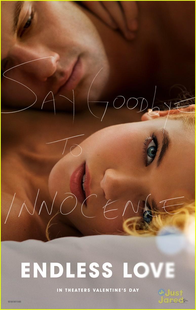 Gabriella Wilde & Alex Pettyfer: 'Endless Love' International Tra...