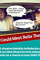 Bella-drive bella thorne safe driving with shaquille oneal video 01