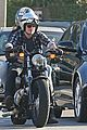 Josh-mystery josh hutcherson motorcycle spin with mystery gal 11