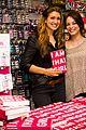 Kris-book kristin kreuk attends alex jones i am that girl book launch 03