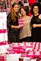 Kris-book kristin kreuk attends alex jones i am that girl book launch 13