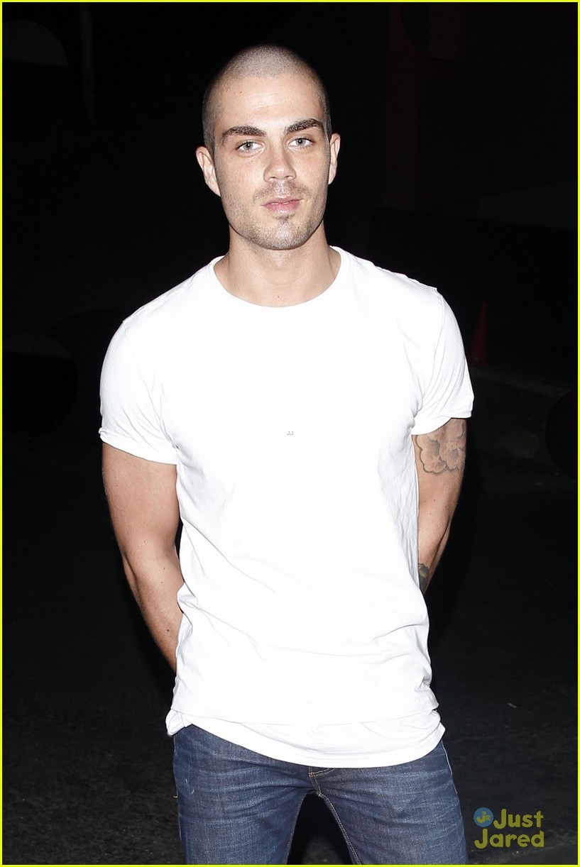 the wanted max george dating Max george would be open to dating another celebrity if he fell for them the wanted singer - who is currently happy with miss oklahoma contestant carrie baker - was previously engaged 'coronation street'actress michelle keegan, and he admitted their high profile romance hasn't put him off the possibility in the future.