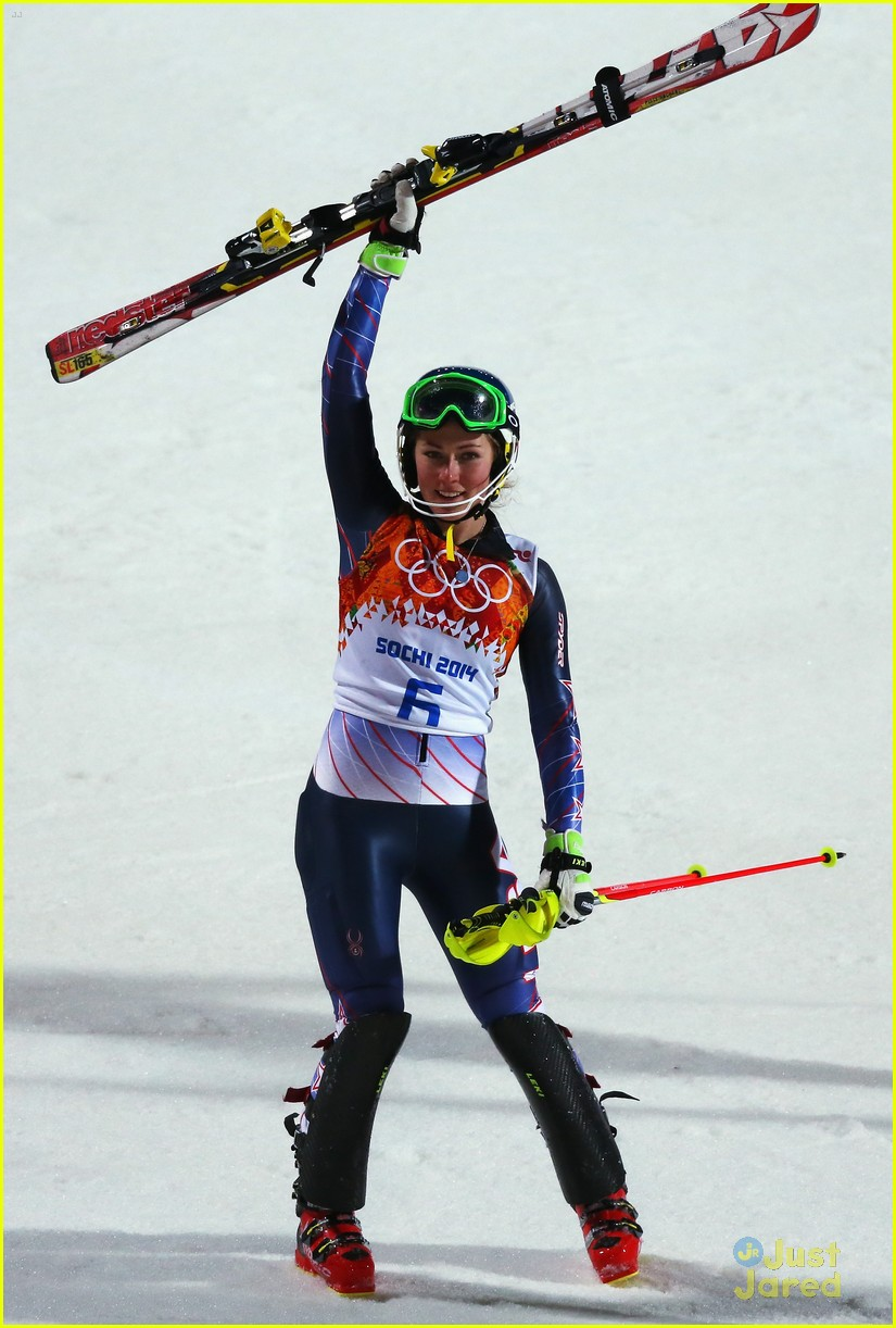 Mikaela Shiffrin Wins Gold; Youngest - 194.8KB