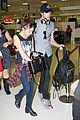 Hyland-matt sarah hyland matt prokop syd airport departure 03