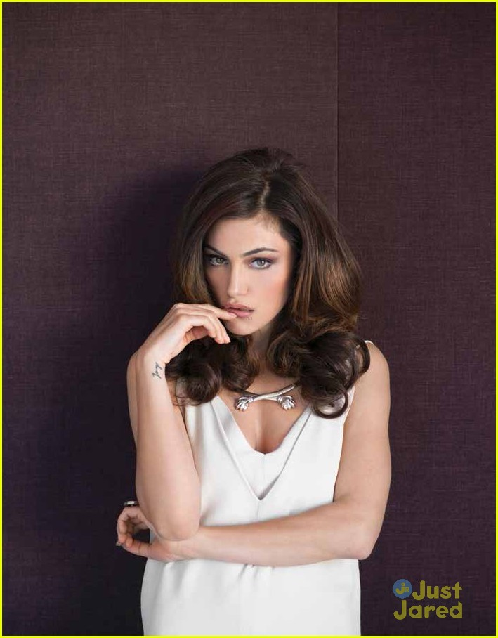 phoebe tonkin march maniac magazine 01