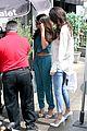 Selena-kendall selena gomez kendall jenner lunch joans third 21