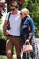 Agron-tom dianna agron cozies up boyfriend thomas cocquerel 02