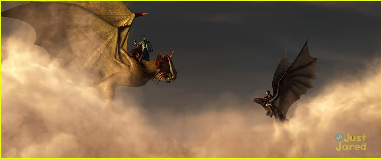 How To Train Your Dragon Stormfly