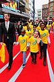 Garfield-kidscity andrew garfield kids city visit before premiere 12