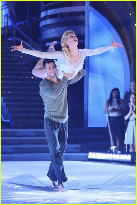 dancing with the stars peta and james dating Get to know peta murgatroyd from dancing with the stars read the official abc bio, show quotes and learn about the role at abc tv.