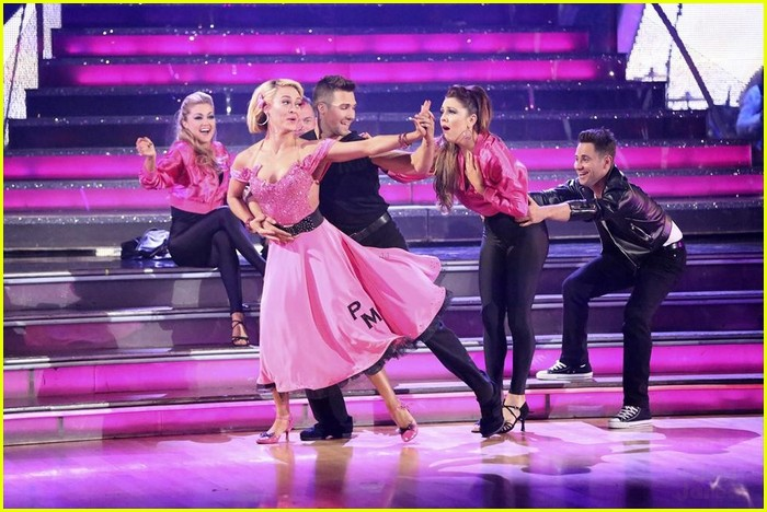 James Maslow & Peta Murgatroyd: DWTS 'Quickstep' In Pics ...