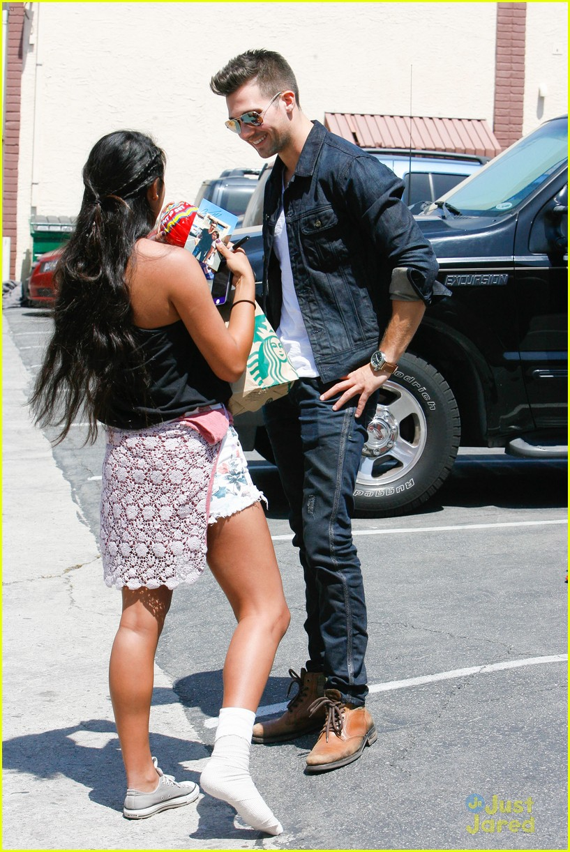 dancing with the stars dating rumors 2014 'dancing with the stars' 2014: janel parrish and val chmerkovskiy answer dating rumors after 'pll' star splits from boyfriend.