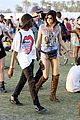 Jenner-hippie kendall and kylie jenner on an accesory hunt at coachella 201411