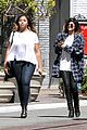 Jenners-coasts kendall jenner leaves nyc kylie jenner gas lunch 20