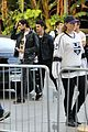 Jonas-kings joe jonas la kings game pal michael gandolfini 05