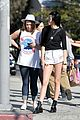 Kendall-legs kendall jenner long legs sunday outing 11