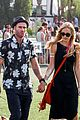 Laura-tom laura vandervoort tom welling reunion coachella 03