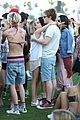 Roberts-kiss emma roberts and evan peters show some pda at coachella12