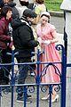 Ronan-pink saoirse ronan brooklyn pink dress 15