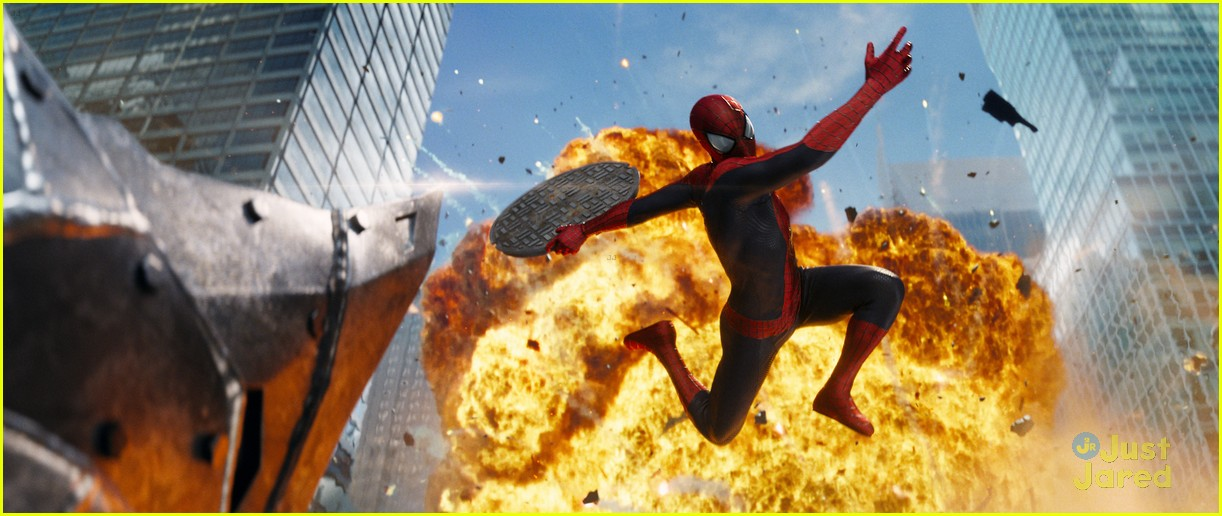 spiderman evian commercial spoilery pics 02