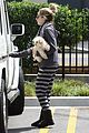 Tisdale-puppy ashley tisdale and fiance christopher french grab breakfast17