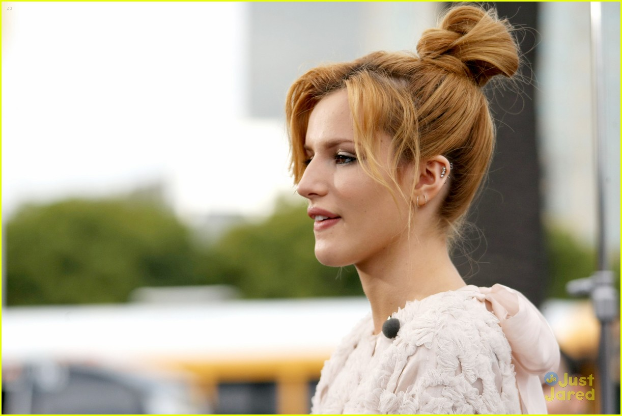 bella thorne blended extra 15
