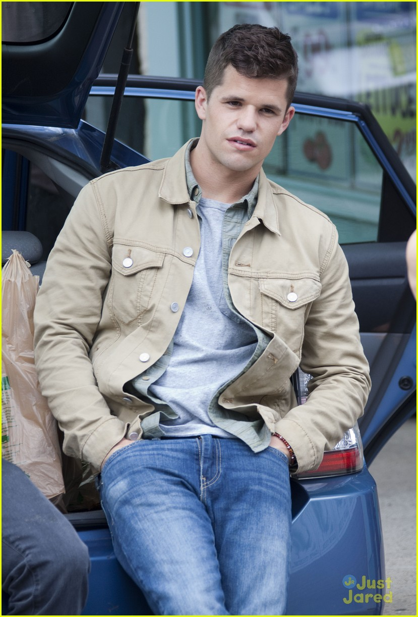 photo of Max Carver  - car