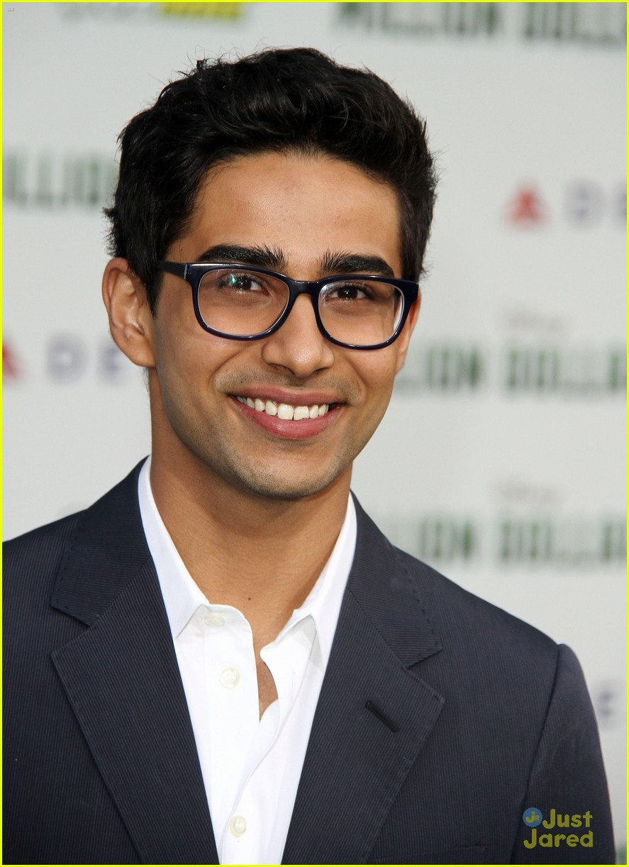 Suraj Sharma & Madhur Mittal: 'Million Dollar Arm ...