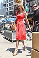 Swift-red taylor swift red dress meredith met gown 10