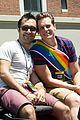 Groff-pride jonathan groff grand marshall nyc gay pride parade 01