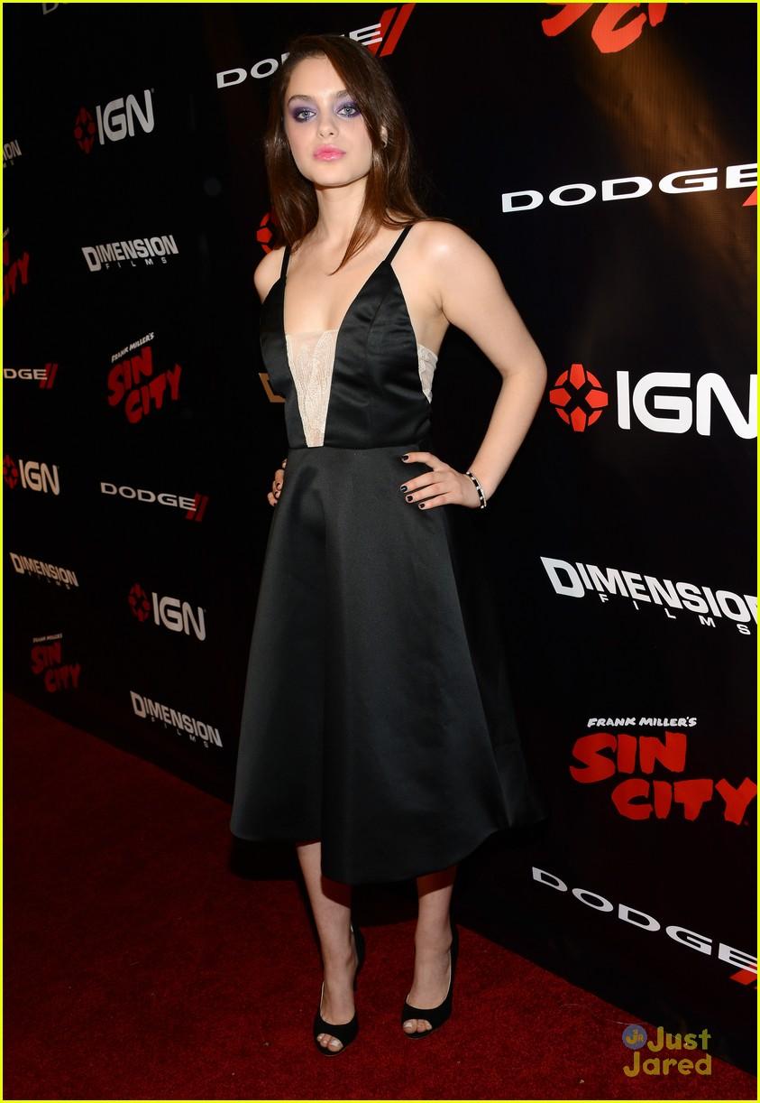 The Giver' Stars Cameron Monaghan & Odeya Rush Head To 'Sin City ...